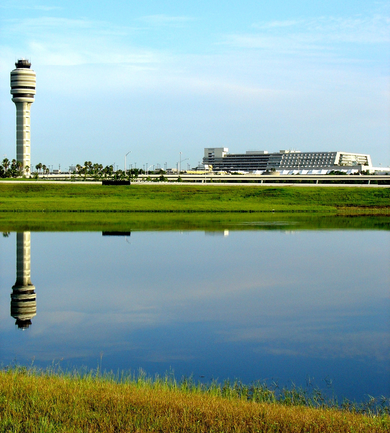 FAA Tower/Terminal Reflected