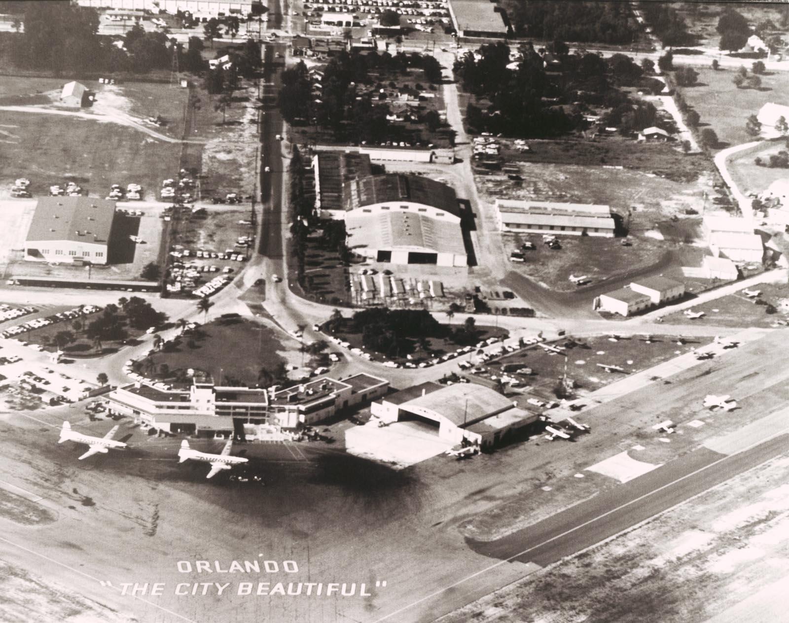 OEA Aerial