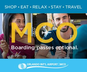 MCO - Boarding Passes Optional