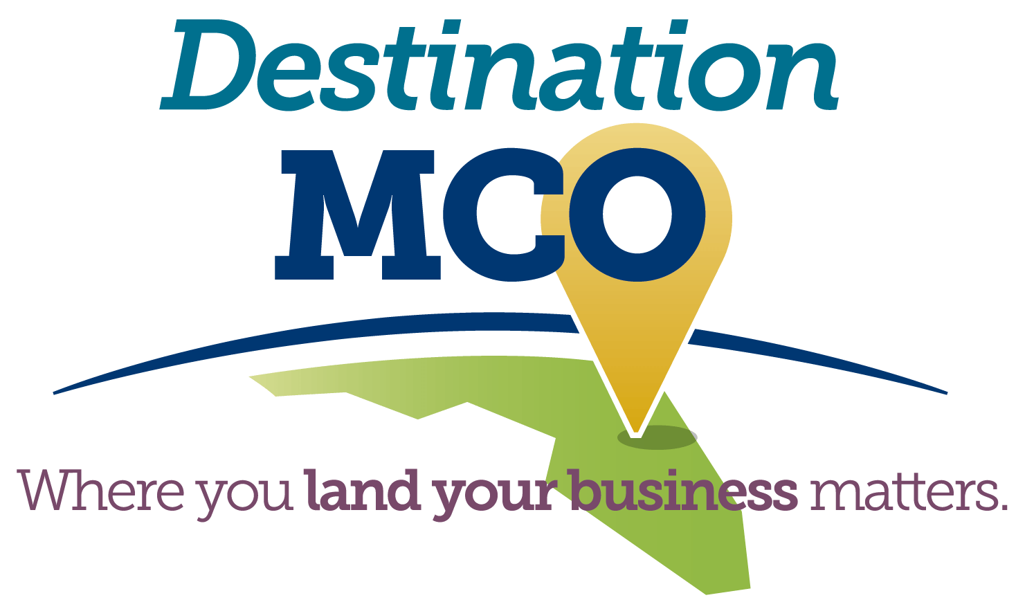 Destination MCO Logo