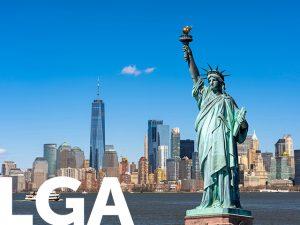 New York/LGA, NY