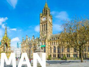Manchester, England (MAN)