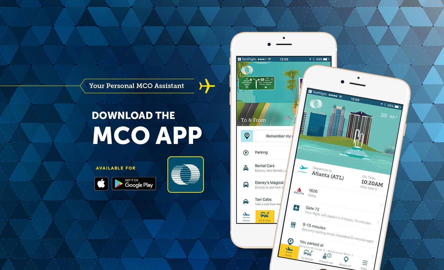 MCO App - Your Personal MCO Assistant