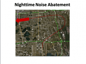 Nighttime Noise Abatement