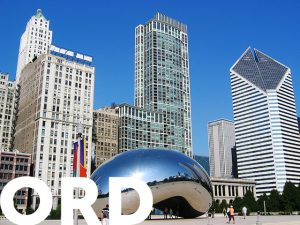Chicago/O'Hare, IL (ORD)