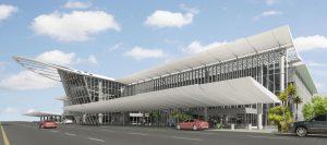 South Terminal Exterior