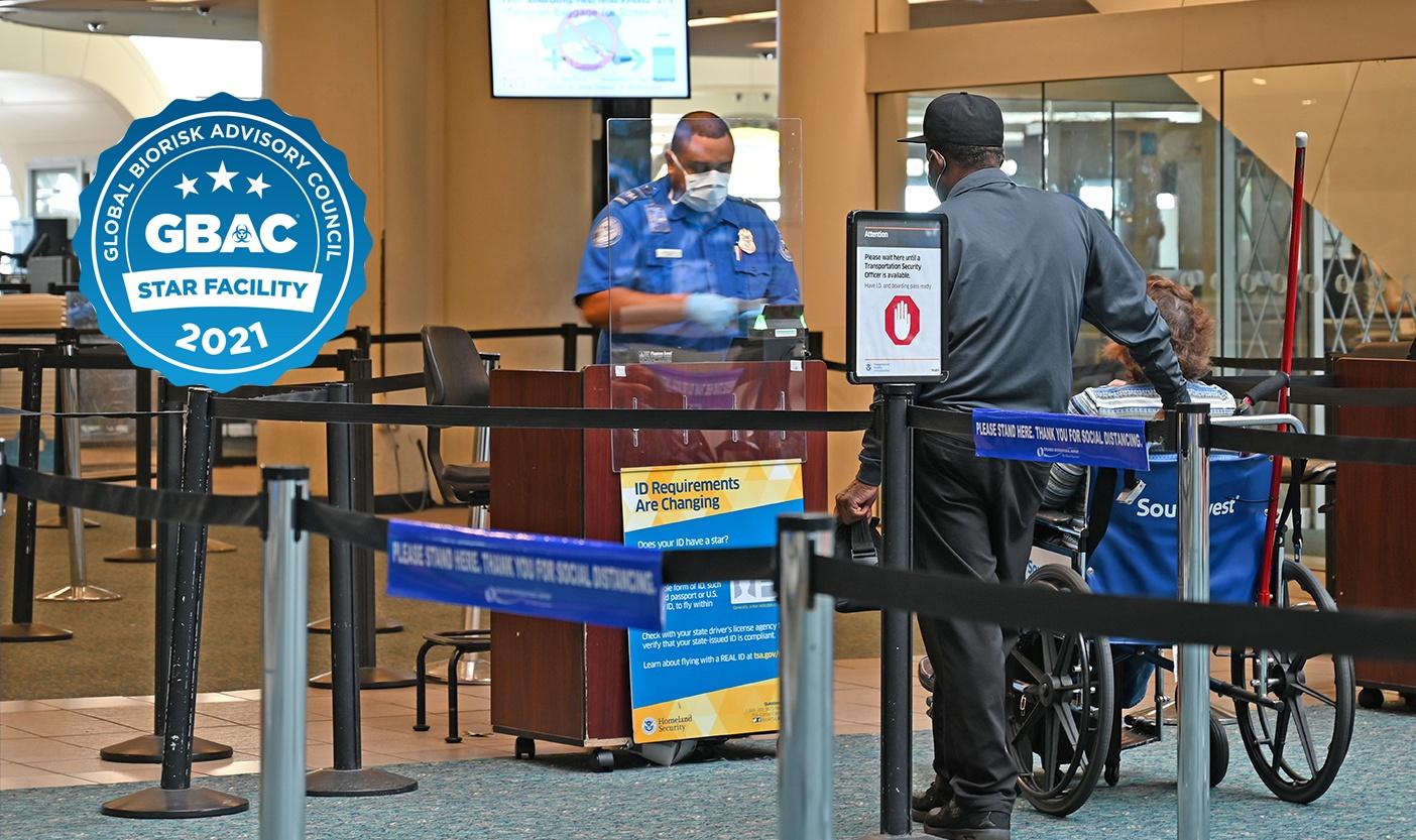 TSA Agent Hero Image