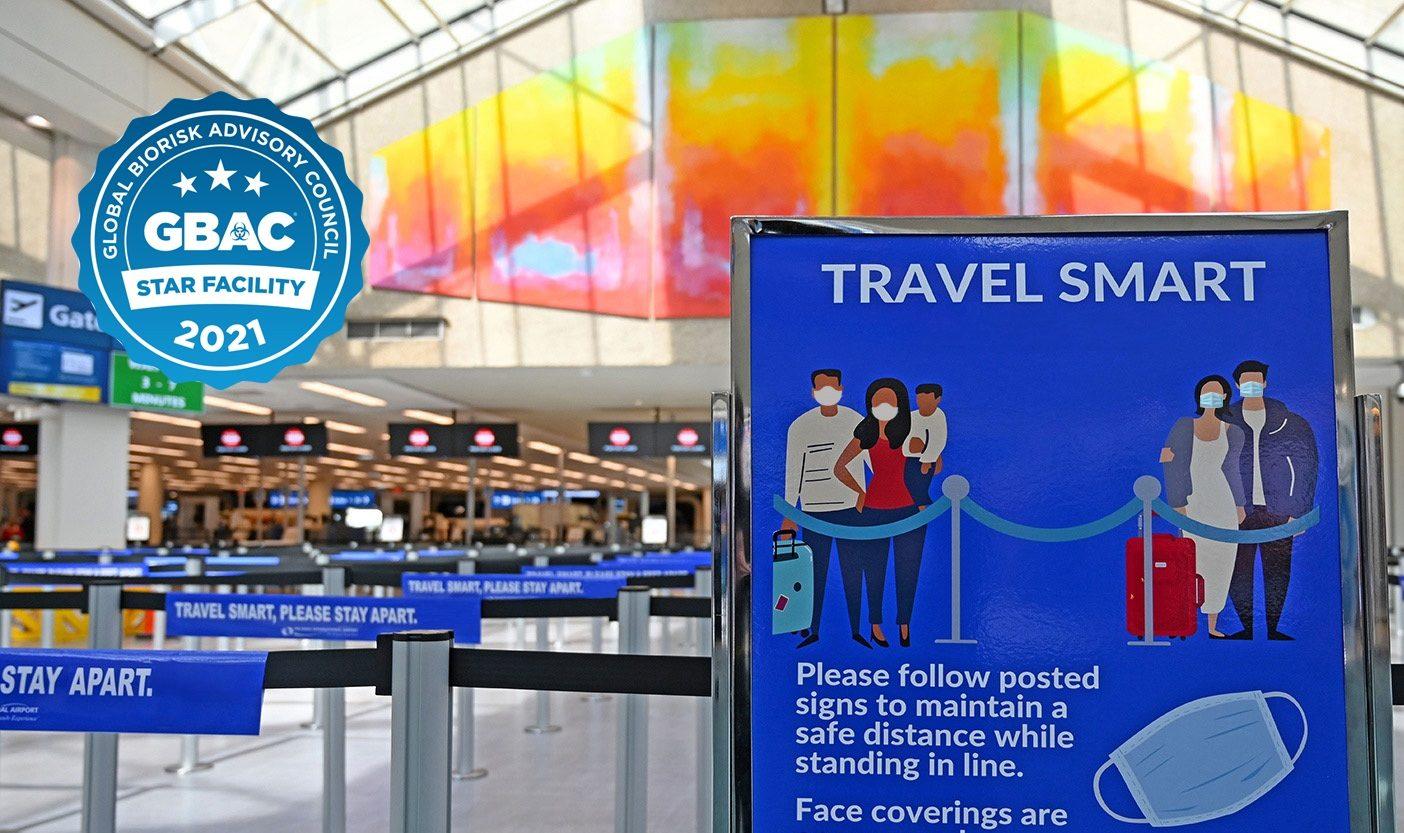 Travel Smart Signage Hero Image Masks