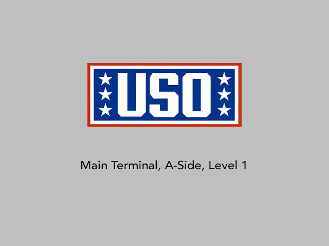 USO Family Center Level 1, A-Side