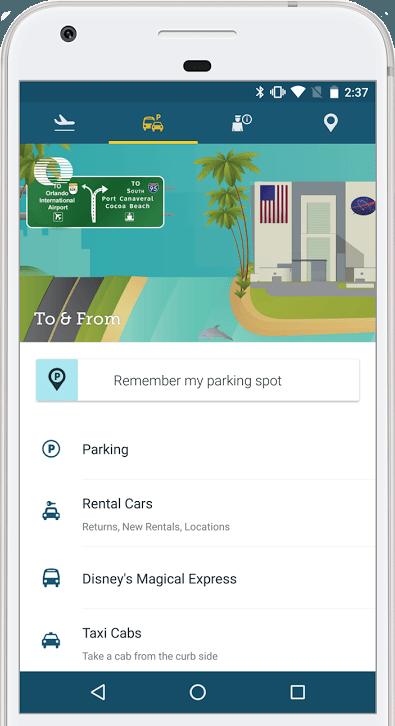 MCO App Transportation