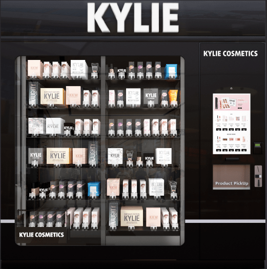 Kylie Cosmetics Automated Retail Until