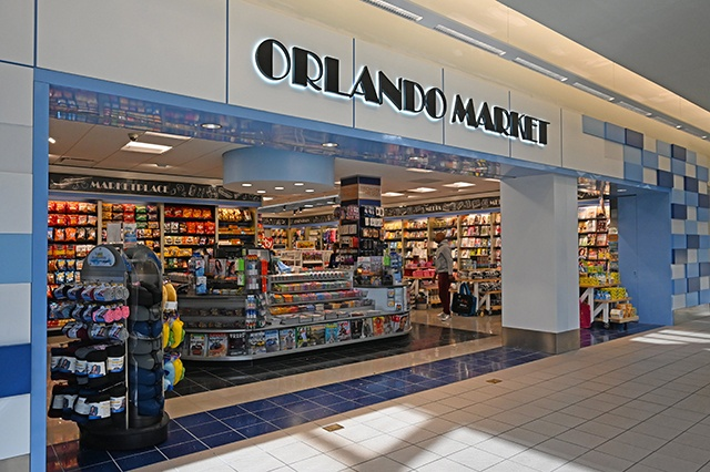 Orlando Market News & Gifts