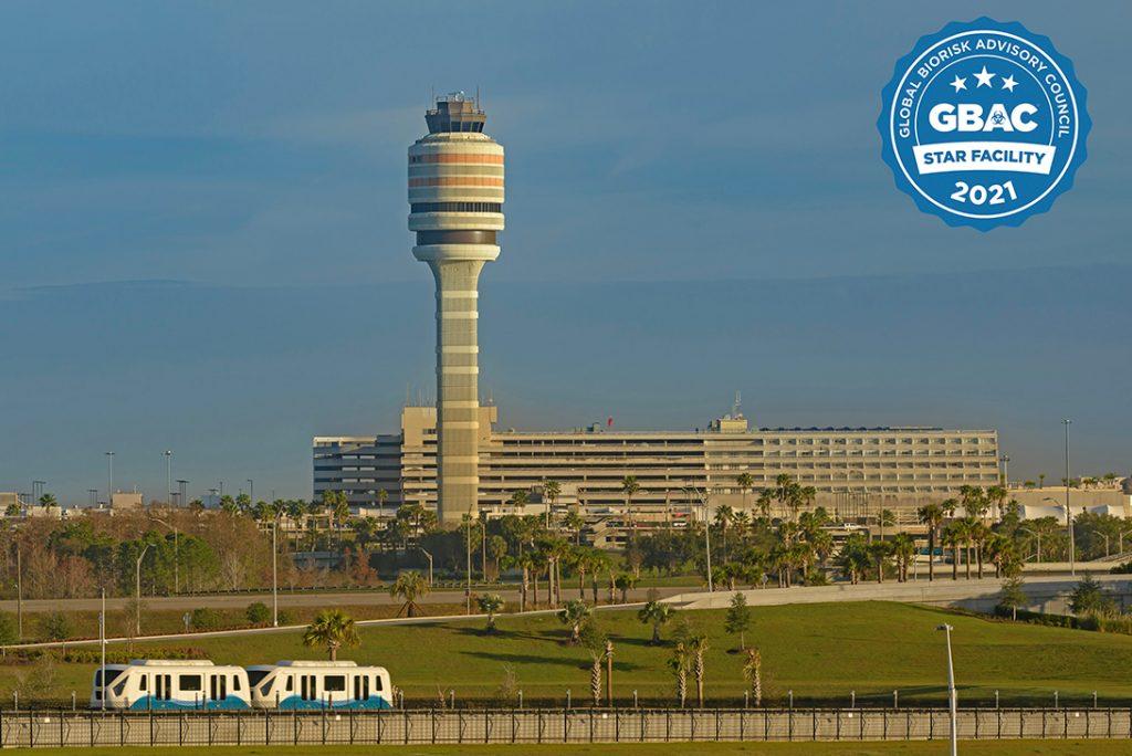 Orlando International Airport, Hyatt Regency Earn Cleaning Industry Accreditation