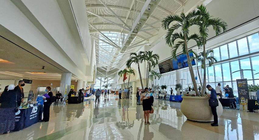 Orlando International Airport Job Fair Connected Potential Employees, Businesses