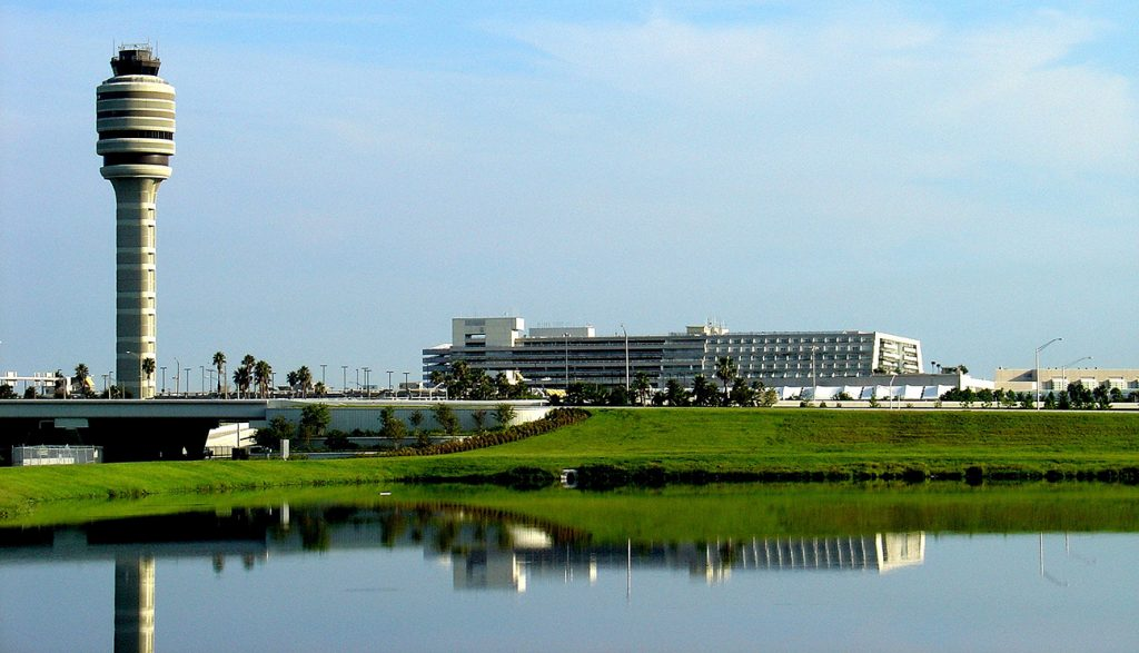 "Orlando International Airport Named ""Best Large Airport"" in USA Today 10Best Contest"