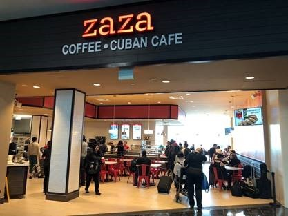 Zaza's Cuban Cafe